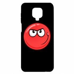 Чехол для Xiaomi Redmi Note 9S/9Pro/9Pro Max Red Ball game