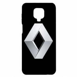 Чохол для Xiaomi Redmi Note 9S/9Pro/9Pro Max Renault Logo
