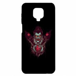 Чехол для Xiaomi Redmi Note 9S/9Pro/9Pro Max Ryuk the god of death