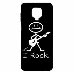 Чохол для Xiaomi Redmi Note 9S/9Pro/9Pro Max З гітарою