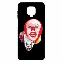 Чохол для Xiaomi Redmi Note 9S/9Pro/9Pro Max Scary Clown