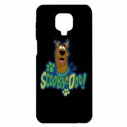 Чехол для Xiaomi Redmi Note 9S/9Pro/9Pro Max Scooby Doo!