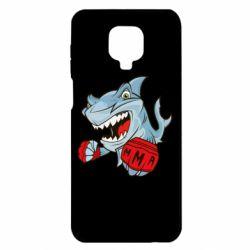Чохол для Xiaomi Redmi Note 9S/9Pro/9Pro Max Shark MMA