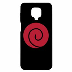 Чехол для Xiaomi Redmi Note 9S/9Pro/9Pro Max Сlan Uzumaki