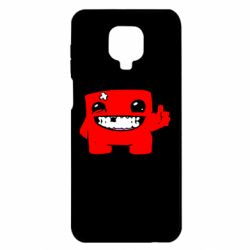 Чохол для Xiaomi Redmi Note 9S/9Pro/9Pro Max Smile!