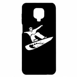Чохол для Xiaomi Redmi Note 9S/9Pro/9Pro Max Snow Board
