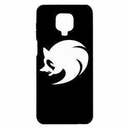 Чехол для Xiaomi Redmi Note 9S/9Pro/9Pro Max Sonic logo