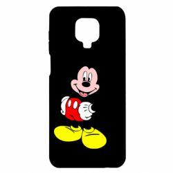 Чохол для Xiaomi Redmi Note 9S/9Pro/9Pro Max Сool Mickey Mouse