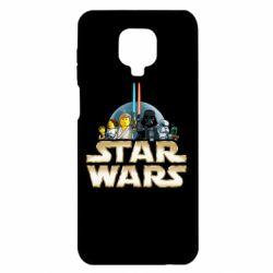 Чохол для Xiaomi Redmi Note 9S/9Pro/9Pro Max Star Wars Lego