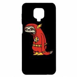 Чехол для Xiaomi Redmi Note 9S/9Pro/9Pro Max Super lazy flash