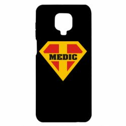 Чохол для Xiaomi Redmi Note 9S/9Pro/9Pro Max Super Medic
