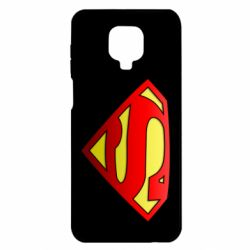 Чехол для Xiaomi Redmi Note 9S/9Pro/9Pro Max Superman Logo