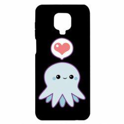 Чехол для Xiaomi Redmi Note 9S/9Pro/9Pro Max Sweet Octopus
