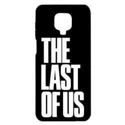Чехол для Xiaomi Redmi Note 9S/9Pro/9Pro Max The Last of Us