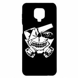 Чехол для Xiaomi Redmi Note 9S/9Pro/9Pro Max Tokyo Ghoul mask
