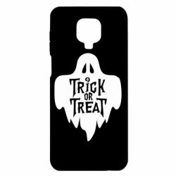 Чехол для Xiaomi Redmi Note 9S/9Pro/9Pro Max Trick or Treat