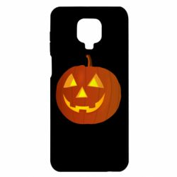 Чохол для Xiaomi Redmi Note 9S/9Pro/9Pro Max Тыква Halloween