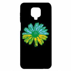 Чехол для Xiaomi Redmi Note 9S/9Pro/9Pro Max Українська квітка
