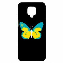 Чехол для Xiaomi Redmi Note 9S/9Pro/9Pro Max Український метелик