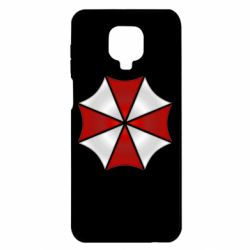 Чохол для Xiaomi Redmi Note 9S/9Pro/9Pro Max Umbrella Corp Logo