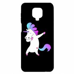Чехол для Xiaomi Redmi Note 9S/9Pro/9Pro Max Unicorn swag