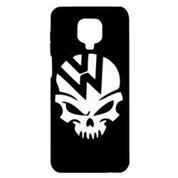 Чехол для Xiaomi Redmi Note 9S/9Pro/9Pro Max Volkswagen Skull