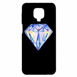 Чехол для Xiaomi Redmi Note 9S/9Pro/9Pro Max Watercolor diamond