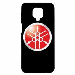 Чохол для Xiaomi Redmi Note 9S/9Pro/9Pro Max Yamaha Logo 3D