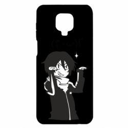Чехол для Xiaomi Redmi Note 9S/9Pro/9Pro Max Yato smile