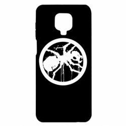 Чехол для Xiaomi Redmi Note 9S/9Pro/9Pro Max Жирный муравей