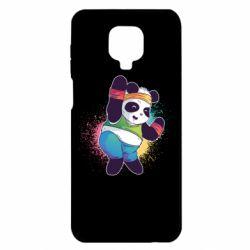 Чохол для Xiaomi Redmi Note 9S/9Pro/9Pro Max Zumba Panda