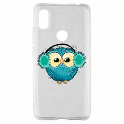 Чехол для Xiaomi Redmi S2 Winter owl
