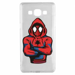 Чохол для Samsung A5 2015 Людина павук в толстовці