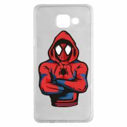 Чохол для Samsung A5 2016 Людина павук в толстовці