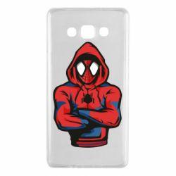 Чохол для Samsung A7 2015 Людина павук в толстовці