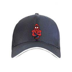 Кепка Людина павук в толстовці