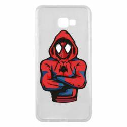 Чохол для Samsung J4 Plus 2018 Людина павук в толстовці