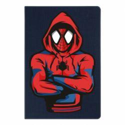 Блокнот А5 Людина павук в толстовці