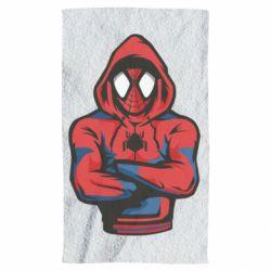Рушник Людина павук в толстовці