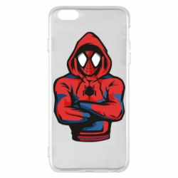 Чохол для iPhone 6 Plus/6S Plus Людина павук в толстовці