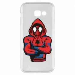 Чохол для Samsung A5 2017 Людина павук в толстовці