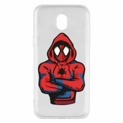 Чохол для Samsung J5 2017 Людина павук в толстовці