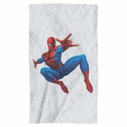 Полотенце Человек Паук - FatLine