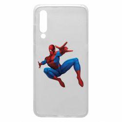 Чохол для Xiaomi Mi9 Людина павук
