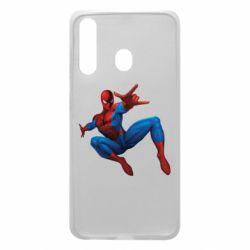 Чохол для Samsung A60 Людина павук