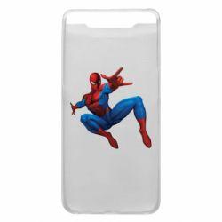 Чохол для Samsung A80 Людина павук