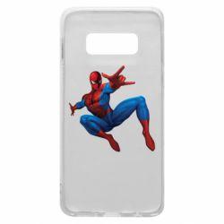 Чохол для Samsung S10e Людина павук