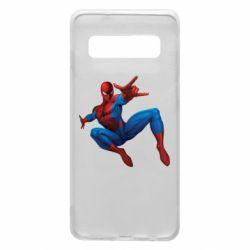 Чохол для Samsung S10 Людина павук