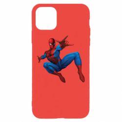 Чохол для iPhone 11 Pro Людина павук