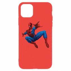 Чохол для iPhone 11 Pro Max Людина павук
